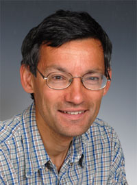 Photo of Professor G J Ackland, FRSE