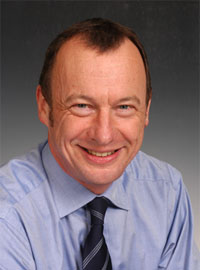 Photo of Professor R D Kenway, OBE, FRSE, FInstP, FLSW
