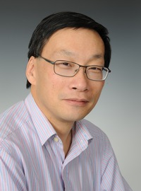 Photo of Professor W C K Poon, FRSE, FInstP